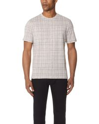 Theory - Relaxed Tee - Lyst