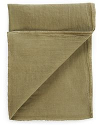 Our Legacy - Linen Scarf - Lyst