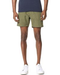Apolis - Scout Transition Shorts - Lyst