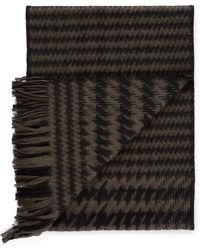 Our Legacy - Houndstooth Scarf - Lyst
