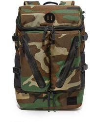 Nixon - Scripps Backpack - Lyst