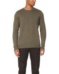 RVCA - Sunday 2 Sweater - Lyst