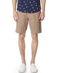 RVCA - Weekend Hybrid Shorts - Lyst
