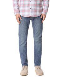 RVCA - Daggers Denim Jeans - Lyst