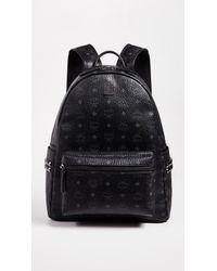 MCM - Stark Medium Side Stud Backpack - Lyst