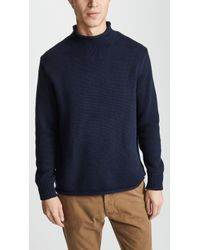 J.Crew - Classic Rollneck Sweater - Lyst