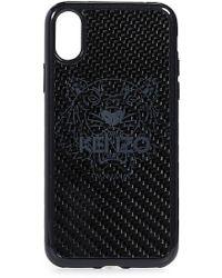 KENZO - Iphone X Carbon Fiber Case - Lyst