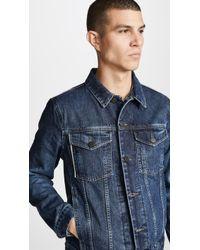 J Brand - Noah Denim Jacket - Lyst