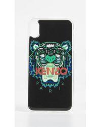 KENZO - Tiger Head Iphone Xs Max Case - Lyst