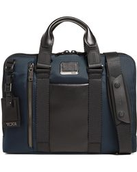 Tumi - Alpha Bravo Aviano Slim Briefcase - Lyst