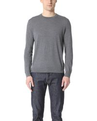 Theory - Riland Sweater - Lyst
