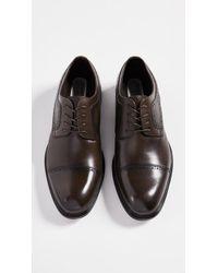 Kenneth Cole - Davis Monk Shoes - Lyst