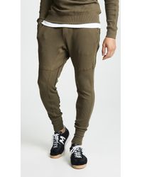 Twenty - Everest Thermal Raw Edge Pants - Lyst