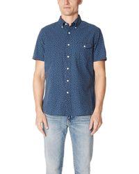 Polo Ralph Lauren - Pindot Star Shirt - Lyst