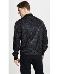 Reigning Champ - Embroidered Stadium Jacket - Lyst