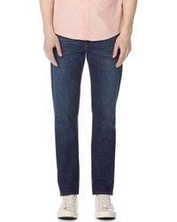 Levi's - Dark Authentic 511 Slim Jeans - Lyst
