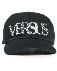 Versus - Logo Cap - Lyst