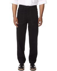 Lemaire - Summer Jeans - Lyst