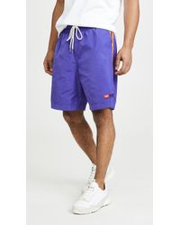 DIESEL - P-boxie Shorts - Lyst