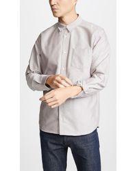 A.P.C. - Chemise 92 Shirt - Lyst