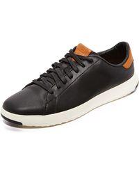 Cole Haan - Grandpro Tennis Sneakers - Lyst