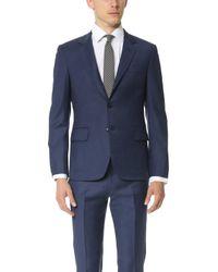 Brooklyn Tailors - Super 120 Wool Suit Jacket - Lyst