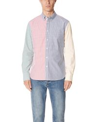 Rag & Bone - Fit 2 Tomlin Shirt - Lyst