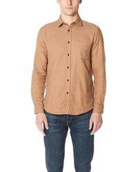 Portuguese Flannel - Canela Shirt - Lyst