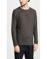 Halo - Military Long Sleeve Shirt - Lyst