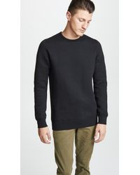 Wings + Horns - Cabin Fleece Crew Neck Sweatshirt - Lyst
