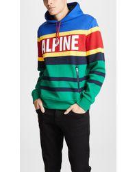 Polo Ralph Lauren - Hi Tech Double-knit Hoodie - Lyst