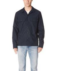 Vince - Shirt Jacket - Lyst