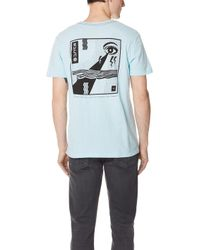 RVCA - Eye Sight Tee - Lyst