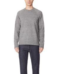 Club Monaco - Essential Sweatshirt - Lyst