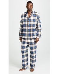 Sleepy Jones - Lowell Pajama Set - Lyst