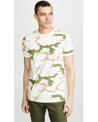 Fred Perry Arktis Camouflage T-shirt