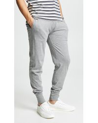 PS by Paul Smith - Jersey Trousers - Lyst