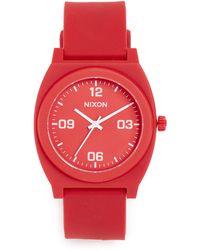 Nixon - Time Teller P Corp Watch, 39mm - Lyst