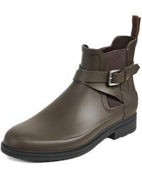 HUNTER - Festival Chelsea Boots - Lyst