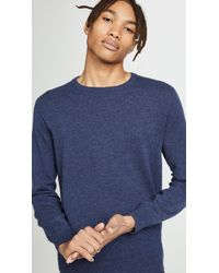 J.Crew - Solid Everyday Cashmere Pullover - Lyst