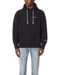 Champion - Deconstructed Pullover Hoodie - Lyst