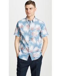 Ted Baker - Hedgeog Shirt - Lyst
