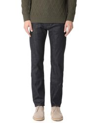 Citizens of Humanity - Core Slim Straight Fit Jeans - Lyst