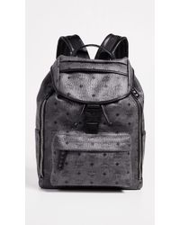MCM - Killian Visetos Medium Backpack - Lyst