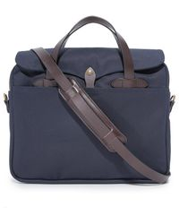 Filson - Navy Original Briefcase - Lyst