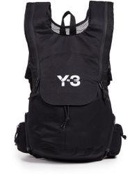 Y-3 - Running Backpack - Lyst