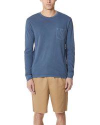 RVCA - Ptc Pigment Pullover - Lyst