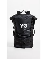 Y-3 - Itech Backpack - Lyst