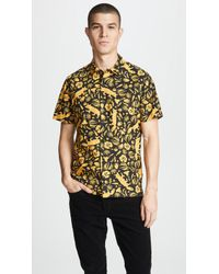 PS by Paul Smith - Short Sleeve Casual Fit Shirt - Lyst