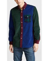 Polo Ralph Lauren - Button Down Pocket Shirt - Lyst